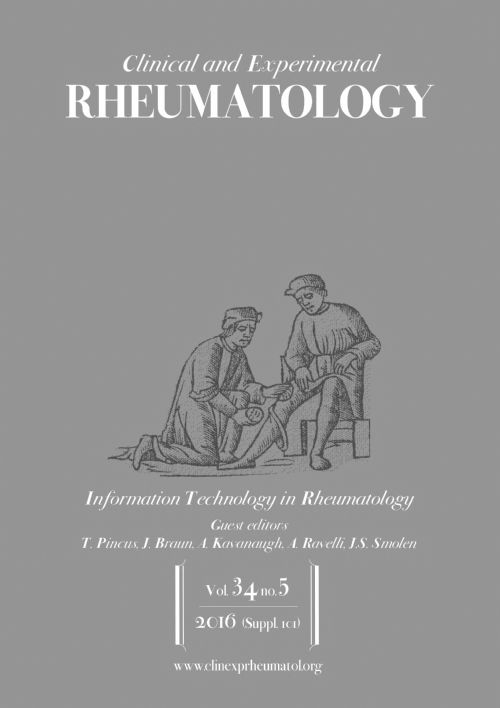 Information Technology in Rheumatology